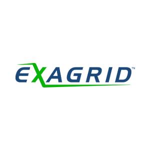 Logo Exagrid partenaire d'Adeosys